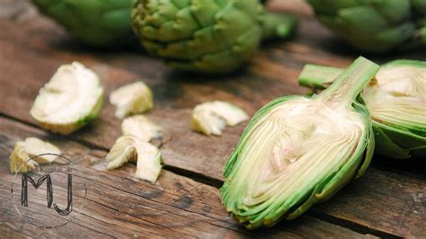 c mo cocinar alcachofas 191 c 243 mo limpia y cocina las alcachofas las recetas de mj