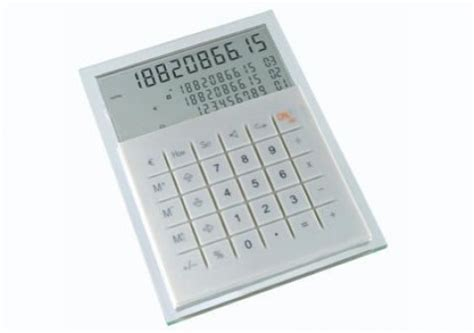 Takumi Shimamuras Wooden Calculator Just In Time For Tax Season by Calculators Better Living Through Design