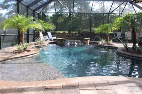 Enclosed Backyard Pools Swimming Pool Enclosures Asian Pool Other Metro By
