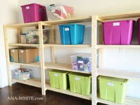 diy garage shelves plans white easy economical garage shelving from 2x4s