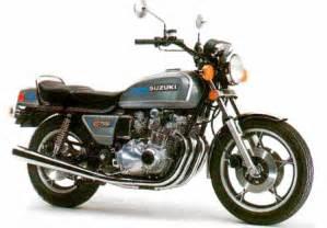 1980 Suzuki Gs750 Suzuki Models 1981 Page 1