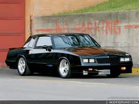 1984 Chevrolet Monte Carlo Ss 1984 Chevrolet Monte Carlo With Cragar 612 Series Ss