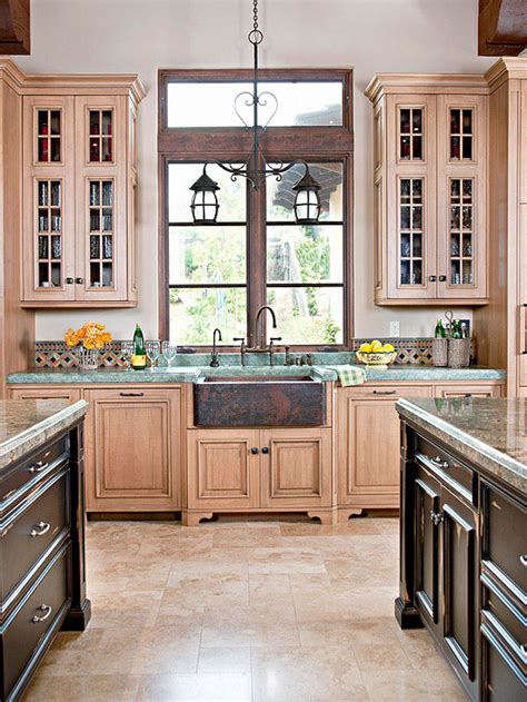 kitchen floor tile ideas tile surfaces updating a cozy kitchen boasts kitchen floor space with alluring tiles