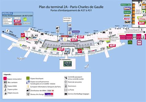 cdg airport map roissy charles de gaulle airport cdg on francetravellight