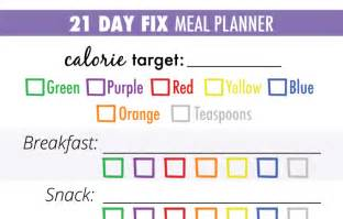 21 day fix template free 21 day fix resources your fitness path