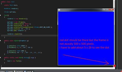 design frame java java frame size frame design reviews