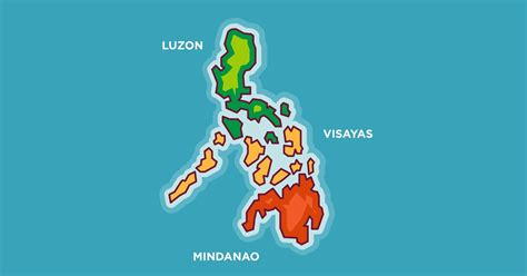 map of phillipines map of the philippines