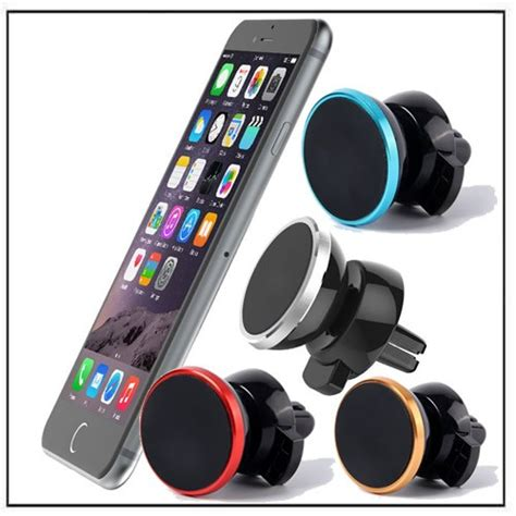 Magnet Stand Holder universal 360 rotating magnetic car air vent mount phone
