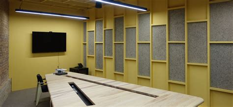 acustic room meeting room