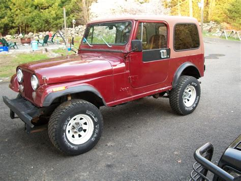 1984 Jeep Cj7 Dd84cj7 1984 Jeep Cj7 Specs Photos Modification Info At