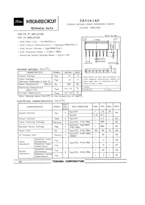 integrated circuit k r botkar k r botkar integrated circuits pdf 28 images mip281 datasheet pdf pinout silicon mos type
