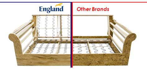 sofa frame making england furniture whats inside england furniture