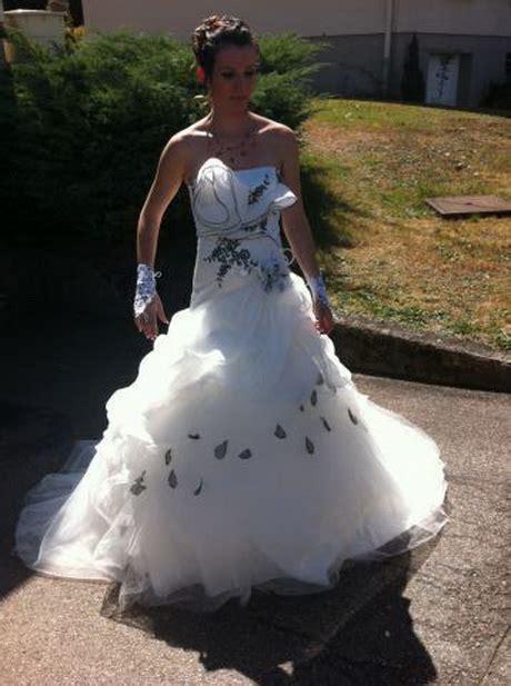 robe mariee noir et blanc - Robe De Mariée Noir Et Blanc Pronuptia