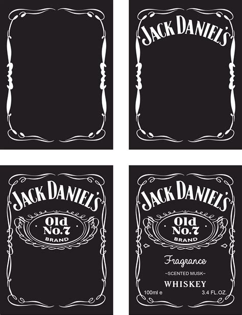 jack daniel s label generator pictures to pin on pinterest