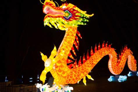 lantern l magical lantern festival dragon l londra da vivere il