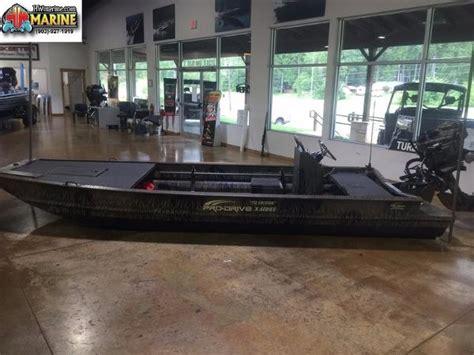 prodrive jon boat surface drive hull boats for sale