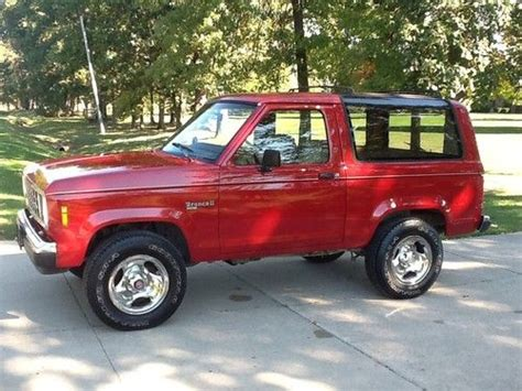 small engine repair training 1988 ford bronco ii spare parts catalogs service manual how it works cars 1988 ford bronco ii electronic throttle control 1988 ford