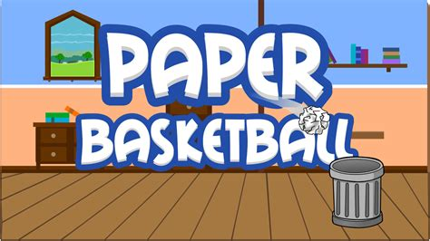 How To Make A Paper Basketball - paper basketball ios android androidtab mod db