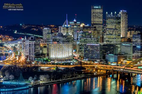 Pittsburgh On Light Up Night 2015 Pittsburghskyline Com