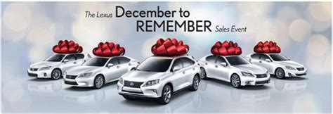 lexus christmas toyotathon and december to remember is on peterson