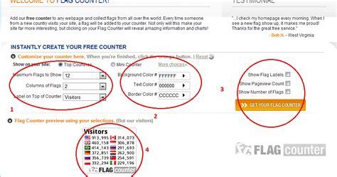 cara membuat visitor blog banyak cara menambahkan widget visitor di blog blog andik rasida