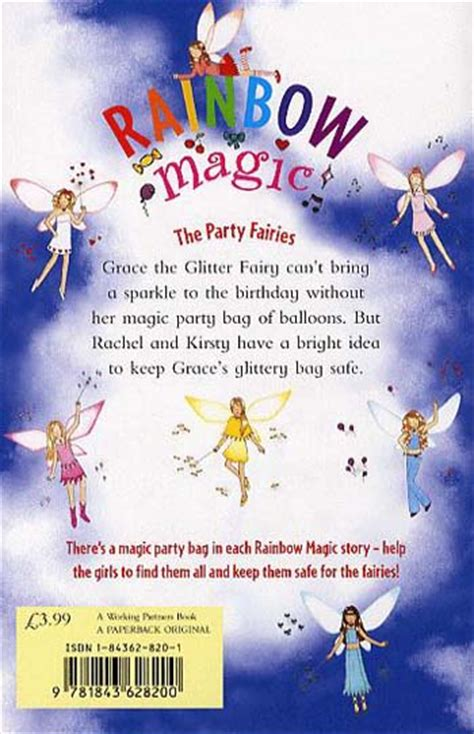 grace in the water books grace the glitter book 3 by georgie