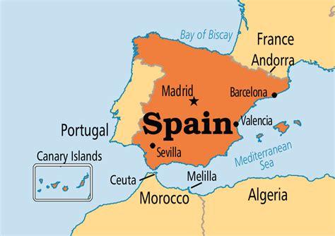 madrid spain on world map madrid spain map imsa kolese