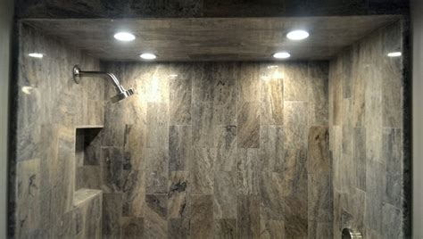 how to tile a shower ceiling shower ceiling tile modern bathroom atlanta by