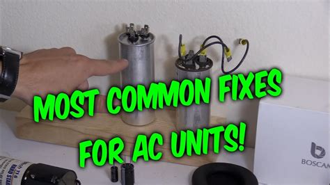ac fan not blowing 4 ways to fix ac unit fan not blowing cold air not
