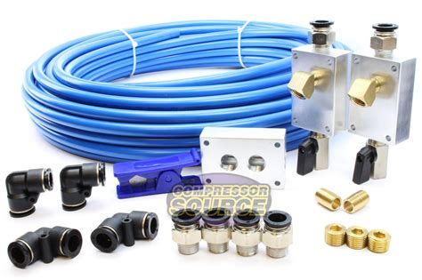 rapidair 90500 complete home rapid air master compressed air piping system 689827587729 ebay