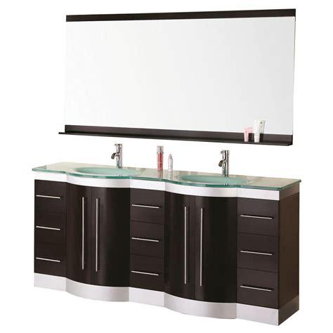 design element vanity 72 home design ideas design element jade 72 in w x 22 in d vanity in espresso