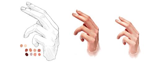 how to doodle in photoshop tutorial drawing a realistic human using photoshop photoshop
