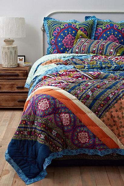 anthropology comforters wildfield quilt i anthropologie com
