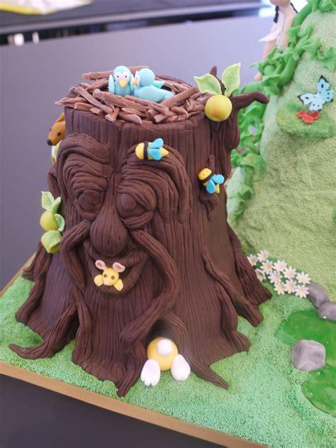 enchanted forest cake cakecentralcom