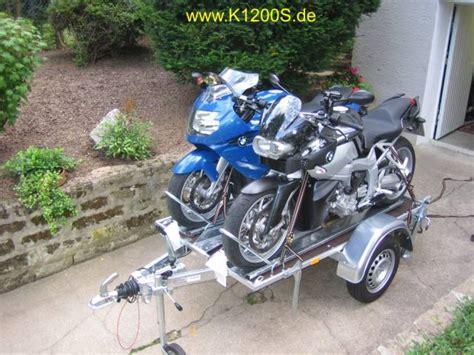 Motorrad Anhänger by Bmw K Forum De K1200s De K1200rsport De K1200gt De