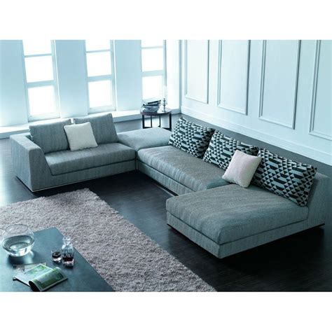 New Spec Furniture by New Spec 421007 Annabella Sectional Sofa Home Furniture