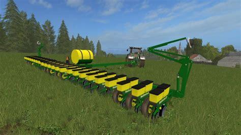 Mod Planter by Fs17 Deere 7200 24 Row Planter V1 0 0 1 Farming