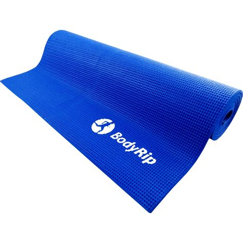 Fitness Mat Thick by Bodyrip Thick Foam Pilates Mat 6mm The More You Buy The Less You Pay Ebay