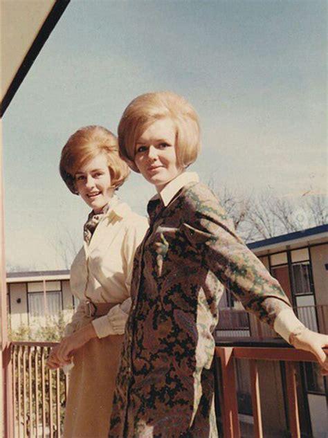 women   wear  crazy hairstyles
