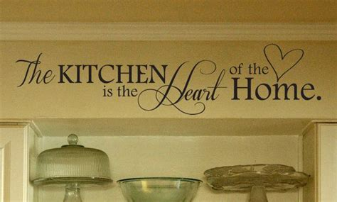 kitchen wall stickers quotes 25 best ideas about vinyl wall sayings on