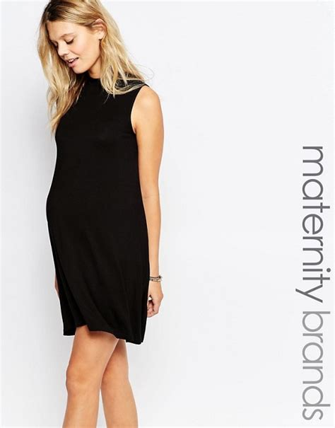 new look swing dress new look maternity new look maternity high neck