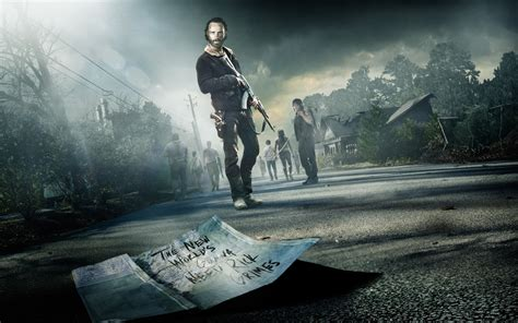 imagenes hd the walking dead 176 rick grimes hd wallpapers background images