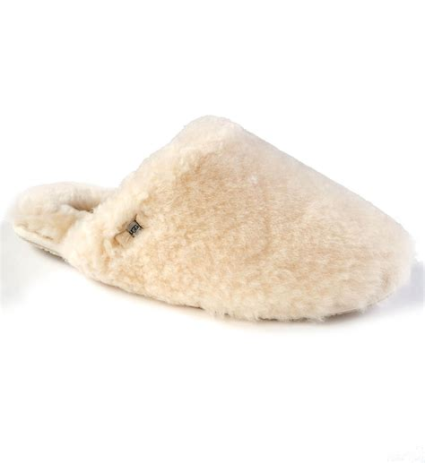 fluffy ugg slippers ugg fluff clog slipper 1005564 ugg sleepwear