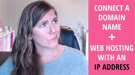 connect  domain    web hosting