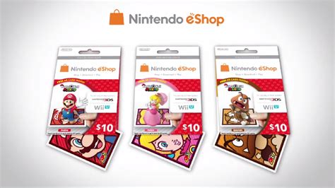 Nintendo Gift Card Target - nintendo partners with target for limited edition nintendo eshop cards
