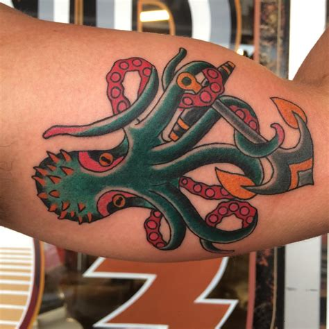 traditional octopus tattoo 120 best marine octopus tattoos designs meanings 2018