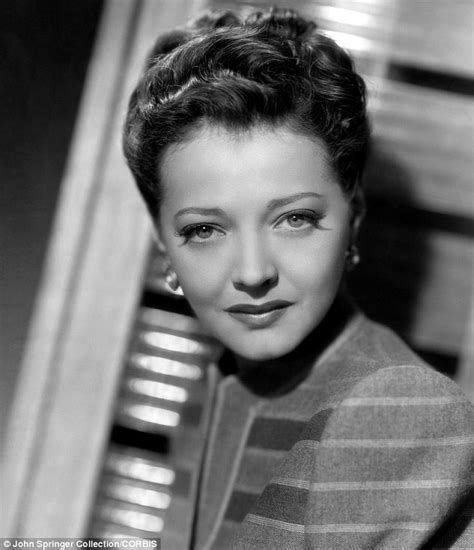 Sylvia Sidney: What the 'ideal' face looked like in 1934   Daily Mail Online