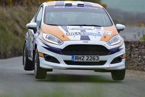 Hill Ford by Ford Leap To National Rally Titles