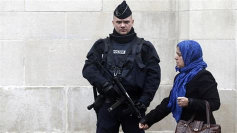 paris policeman s brother islam is a religion of french muslims urge macron not to interfere in islam