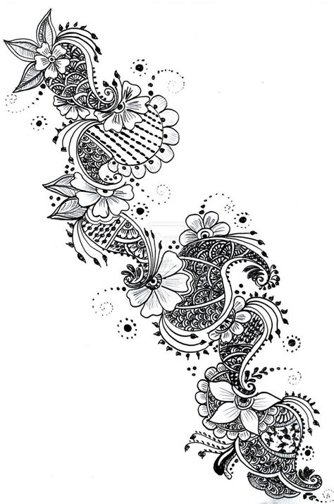 tattoo designs on paper best 25 henna designs on paper ideas on